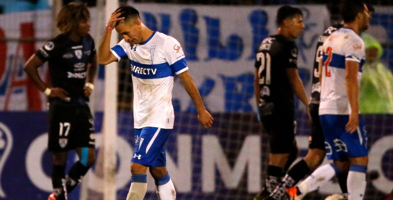 Chile se queda sin representantes en la Sudamericana y una nueva polémica enciende a La Roja