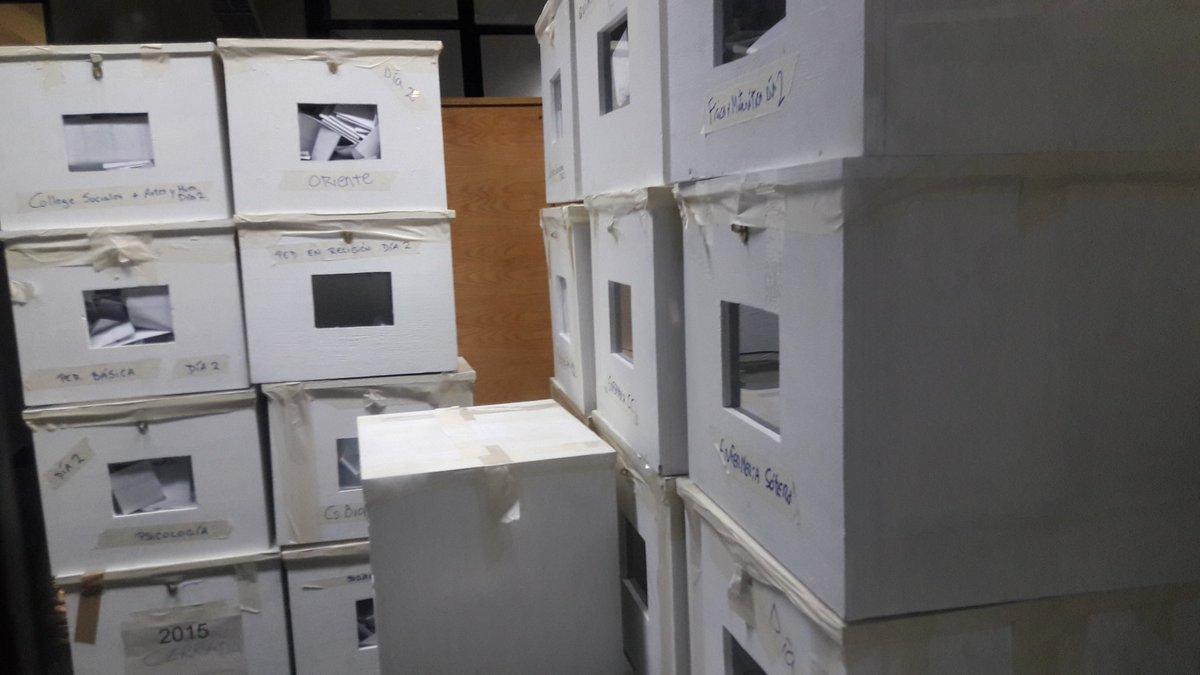 Elecciones FEUC 2017: Termina el primer día de votaciones de la segunda vuelta